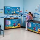 Pediatric Exam Rooms